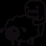 Domo-kun и овца