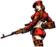 Red Alert Natasha