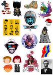 Sticker List №14