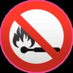 Открытый огонь запрещен