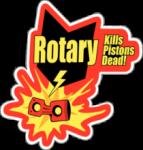 Rotary Kills Pistons Dead