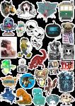 Sticker List №28
