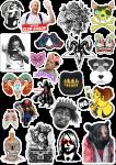Sticker List №31