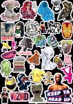 Sticker List №33