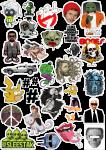 Sticker List №34
