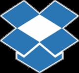 Dropbox (с фоном)