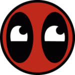 Deadpool smile