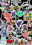 Sticker List №38