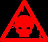 Радиоактивные череп