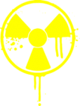 Радиоактивный знак