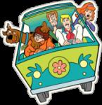 Scooby Doo Car
