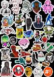 Sticker List №47