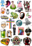 Sticker List №55