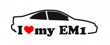 i love my em1