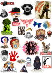 Sticker List №66