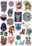 Sticker List №68