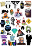 Sticker List №77
