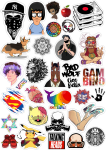 Sticker List №78