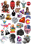 Sticker List №81