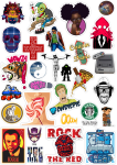 Sticker List №84