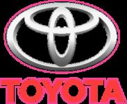 Toyota Тойота Цветная