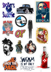 Sticker List №8