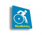 инвалидный знак subaru