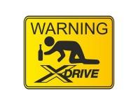 WARNING Xdrive