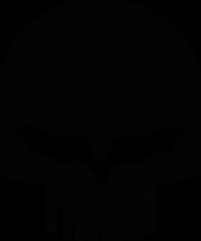 Chevrolet Corvette Череп