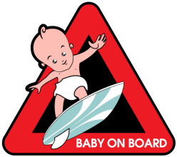 Baby on board 6